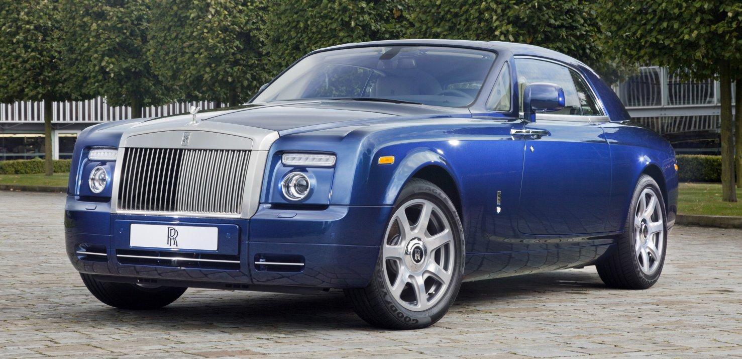 Pre Owned Tesla >> New Left Hand Drive 'Johnny English' Rolls Royce Phantom ...