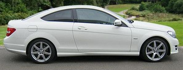 Mercedes Benz C250 AMG Sport