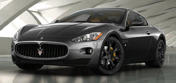 Maserati GranTurismo in Grigio Granito