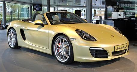 2102 Porsche Boxster