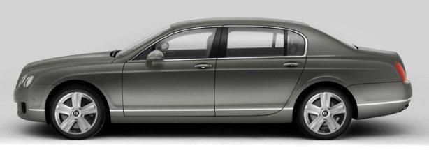 Bentley Continental Flying Spur in Granite