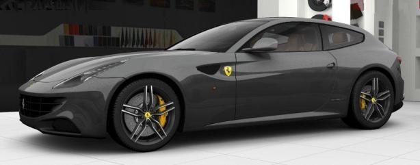 Ferrari FF in Canna De Fucile