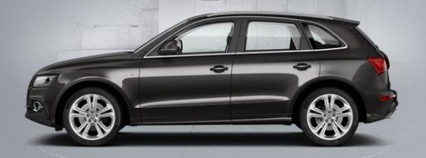 Audi Q5 3.2 FSI in Java Grey