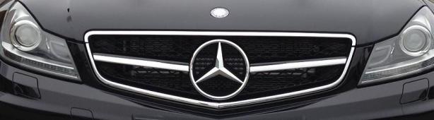 Mercedes Benz C63 AMG Black Series in Obsidian Black