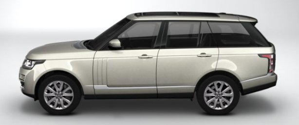 Range Rover 4.4 TDV8 Vogue in Luxor