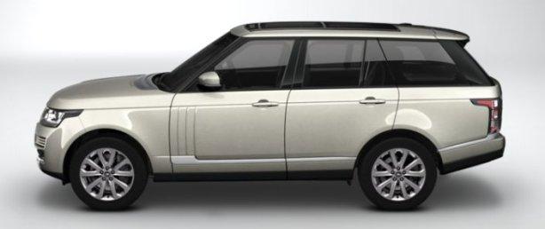 Range Rover 4.4 TDV8 Vogue in Luxor