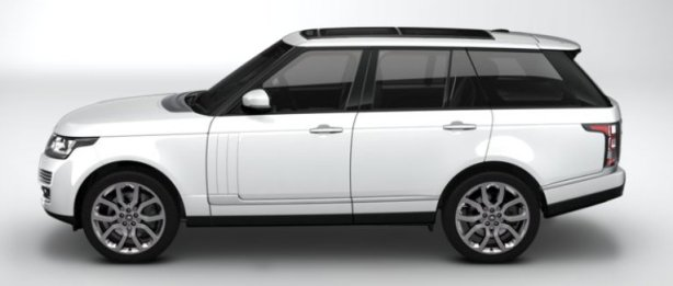Range Rover Autobiography 5.0 V8 Supercharged in Fuji White
