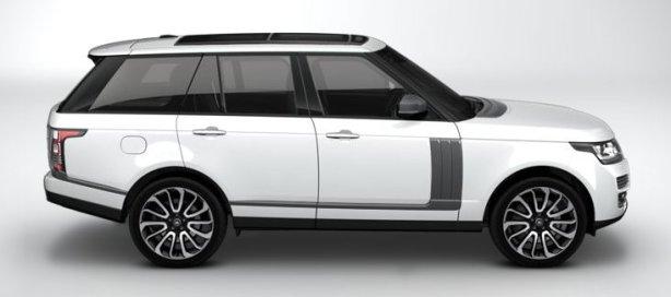 Range Rover SDV8 4.4 Autobiography in Fuji White