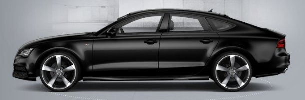 Audi A7 3.0 Tdi Black Edition