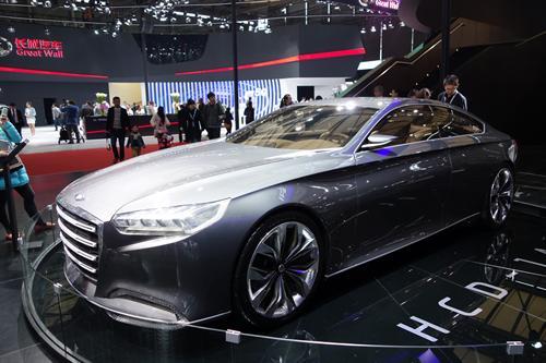 Hyundai Rohens Concept
