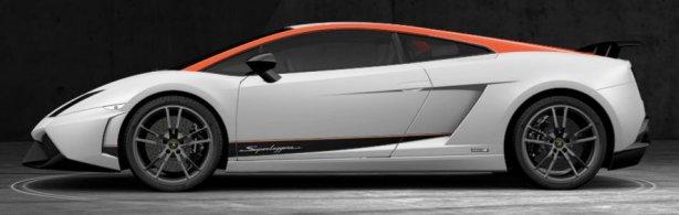 Lamborghini Gallardo LP 570-4 Superleggera Edizione Tecnica