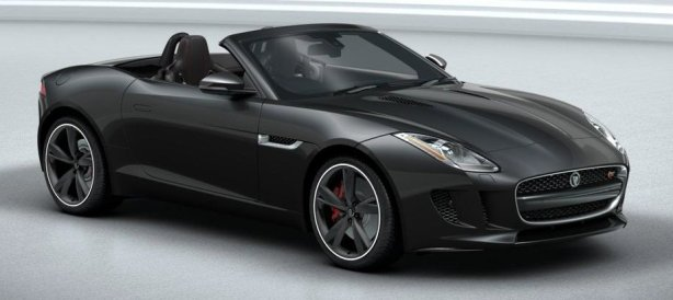 Jaguar F-Type V6 in Stratus Grey Metallic