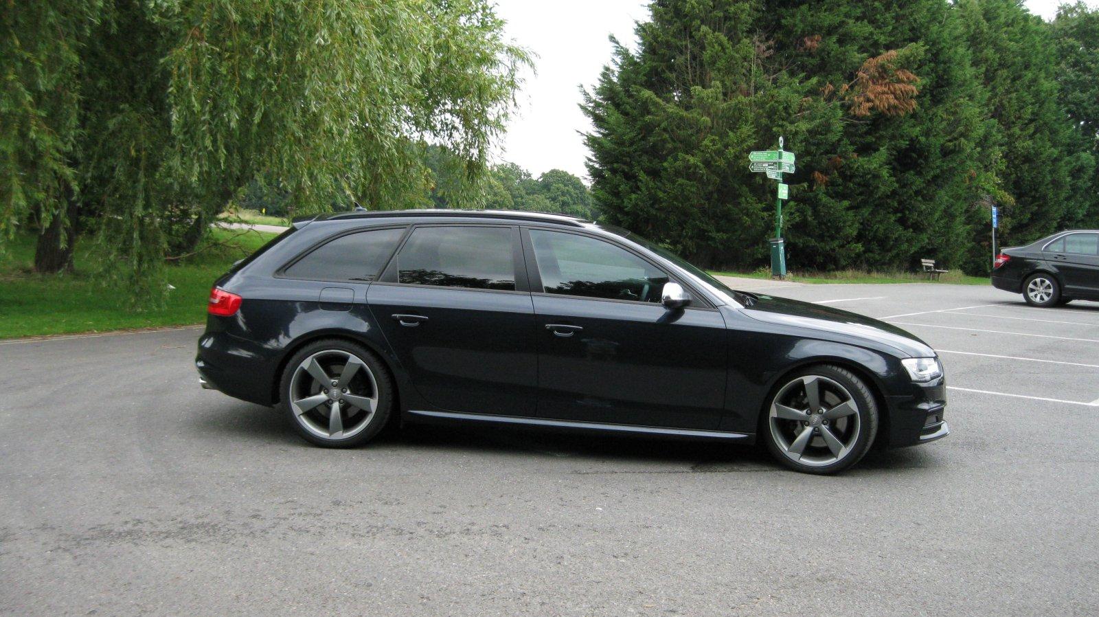 2012 Audi S4 Avant 3 0 Tfsi Quattro Black Edition For Sale