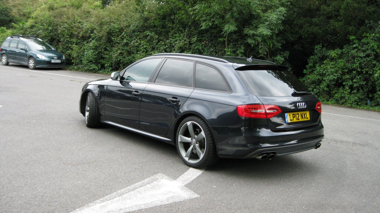 2012 Audi S4 Avant 3.0 TFSI Quattro Black Edition For Sale