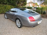 Bentley Continental GT 6.0 Mulliner