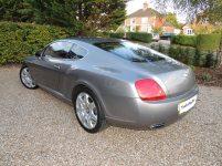 Bentley Continental GT 6.0 Mulliner