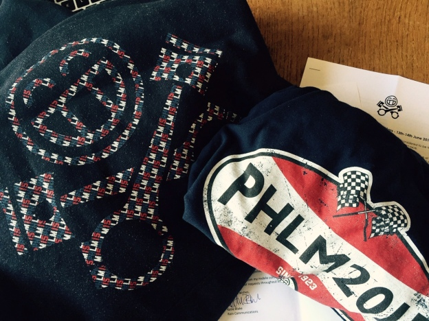 Thanks Pistonheads! #PHLM2015
