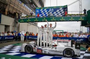 Porsche #19 Hulkenburg and Co...Winners 2015!