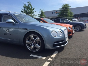 CFS, GTC and Mulliner