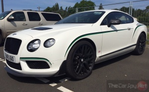 Mike's GT3 R - Supplied by Bentley Cambridge