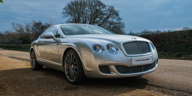 2010 bentley continental gt speed for sale the car spy. Black Bedroom Furniture Sets. Home Design Ideas