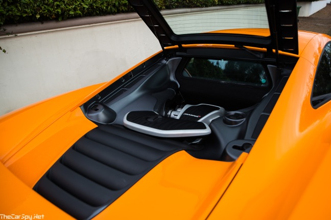 McLaren MP4-12C 50th Anniversary