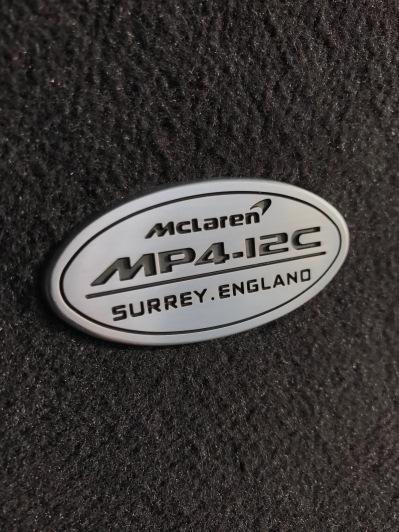 McLaren MP4-12C 50th Anniversary