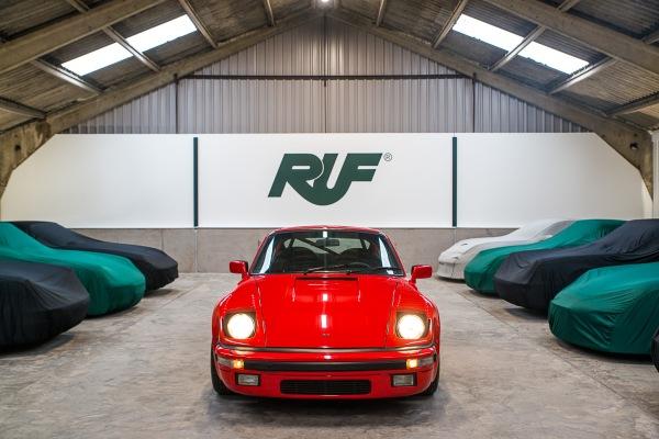 1986 Ruf Porsche 930 Flatnose Btr For Sale The Car Spy