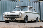 1966 Ford Cortina Lotus. Ex-works